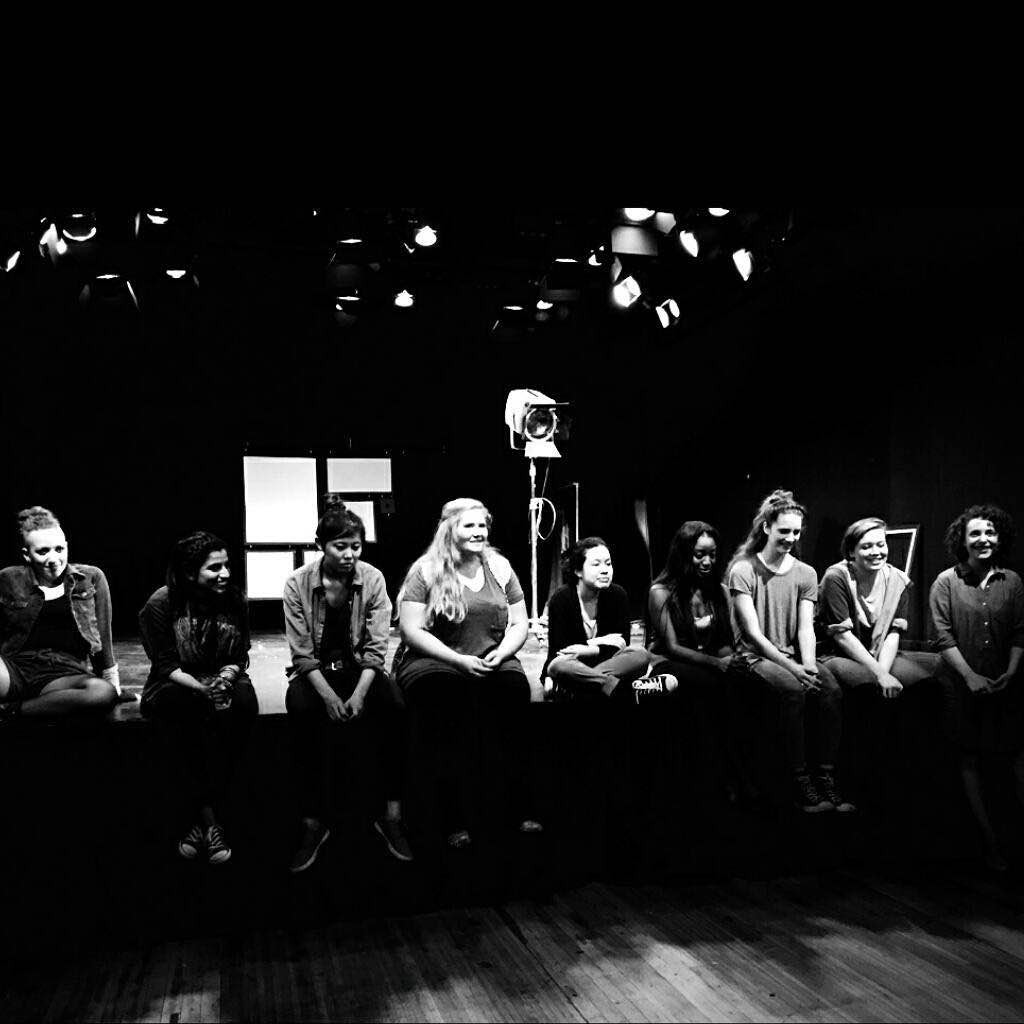 The AMY Project presents Aperture at the 2015  SummerWorks Festival
