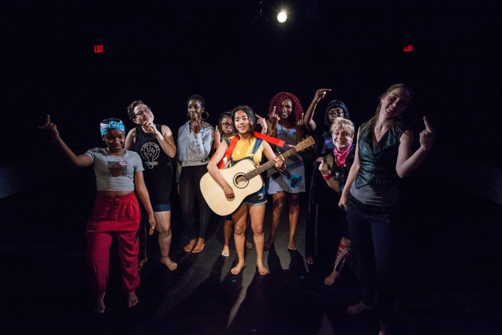 AMY Project presents Quiet Revolution at the 2016  SummerWorks Festival