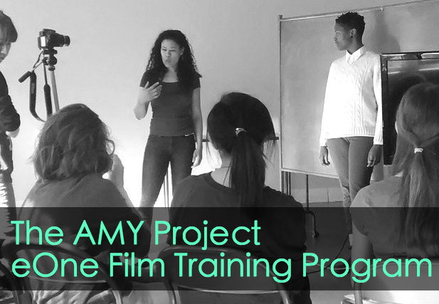 AMY Film Program image